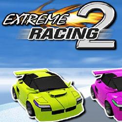 لعبة سباق السيارات الخطير