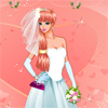 لعبة تلبيس العروس الجميلة