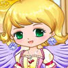 لعبة تلبيس الملائكة الصغار