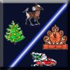 لعبة صور الكريسماس المخفية