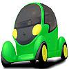 لعبة تلوين السيارة الصغيرة