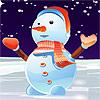 تلبيس رجل الثلج