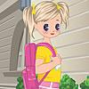 الفتاة والمدرسة