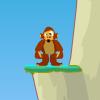 القرد السباح