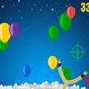 لعبة التصويب علي البالونات