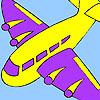 تلوين الطائرة