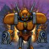 لعبة حرب الروبوت