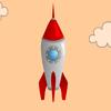 لعبة الحروف و الصاروخ