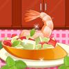 لعبة طبخ الجمبري