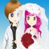 لعبة ملابس زفاف الربيع