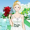 لعبة تلبيس فستان الزفاف في الشتاء