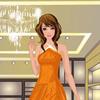 لعبة تلبيس الفستان الاصفر 2