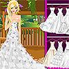 جميلة لبسي الزفاف