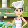 ساره والمطبخ